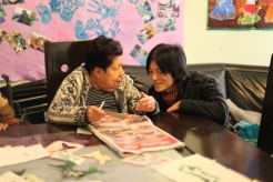 Visita a taller Mtro. Eiji Oguma
