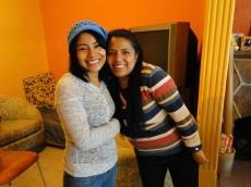 Nos ayuda Rosita, trabaja en QyP