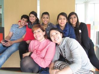 El día de taller en MUAC: Todo staff de Paisaje Social