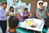 """[Taller JARDINCITO] Taller """"Cocina Solar"""" Impartido por Lorena Harp (Activista) @lorenaharp Agradecimiento especial: Fundación Alfedo Haro Helú Oaxaca @FundacionAHHO Foto: Gaby Arellano San Pedro ¡Muchas gracias Lorena Harp y Nancy Ruth!"""
