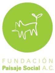 Logotipo de la Fundación Paisaje Social A.C.